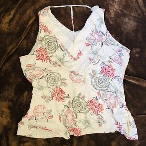 Maurices Strappy Back Tank Top